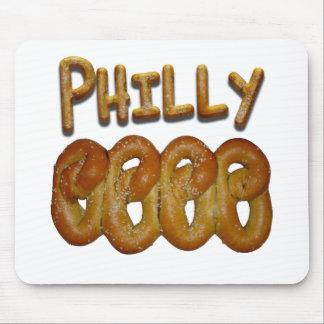 Saludos de Philly Alfombrillas De Ratón