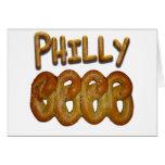 Saludos de Philly Felicitaciones