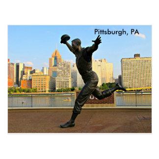 Saludos de Pittsburgh, PA Postales