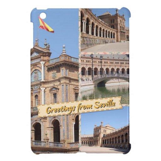 Saludos de Sevilla iPad Mini Protector