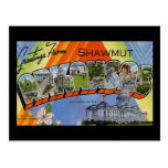 Saludos de Shawmut Arkansas Postal