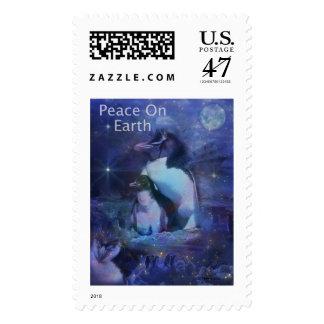 Saludos del día de fiesta - los saludos de la sello postal