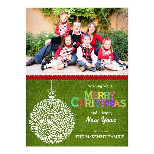 Saludos del navidad comunicados personalizados