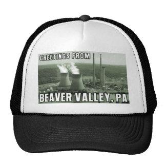 Saludos del PA de la central eléctrica del valle Gorro De Camionero