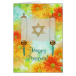 Saludos del Passover Tarjeta