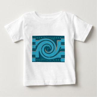 Saludos gráficos FU de los regalos del TORNADO del Camisetas