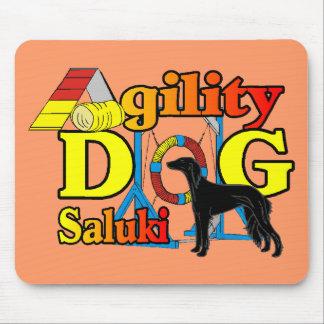 Saluki Agility Gifts Mouse Pad
