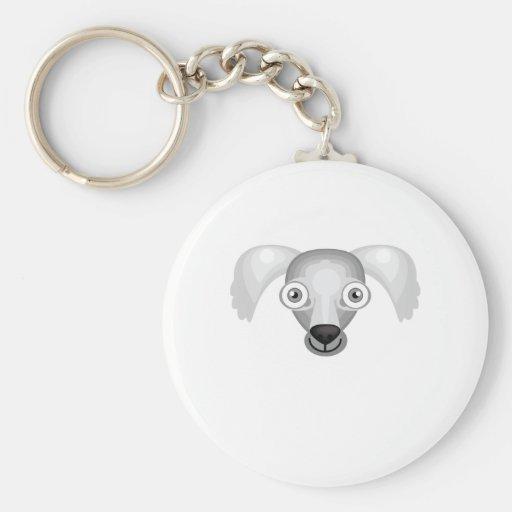 Saluki Dog Breed - My Dog Oasis Key Chain