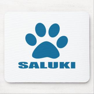 SALUKI DOG DESIGNS MOUSE PAD