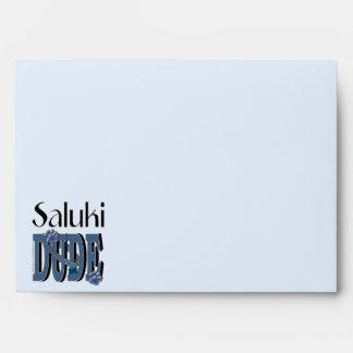 Saluki DUDE Envelopes
