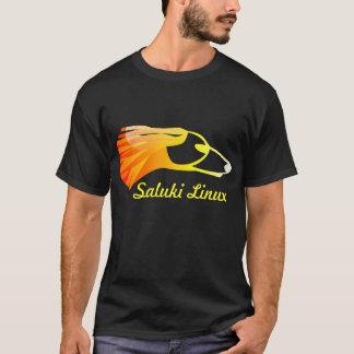 Saluki Linux T-Shirt