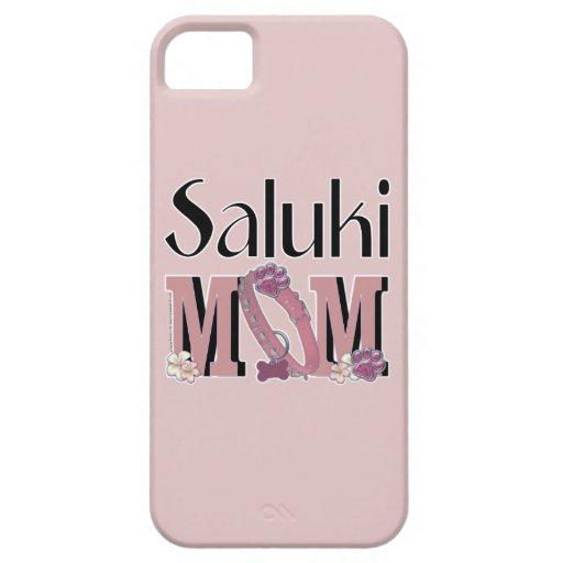 Saluki MOM iPhone 5 Covers