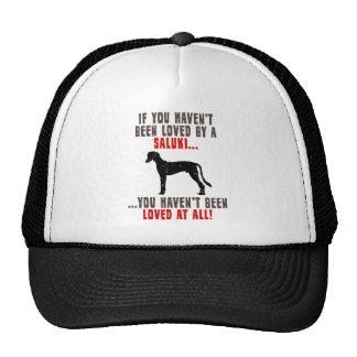 Saluki Trucker Hat