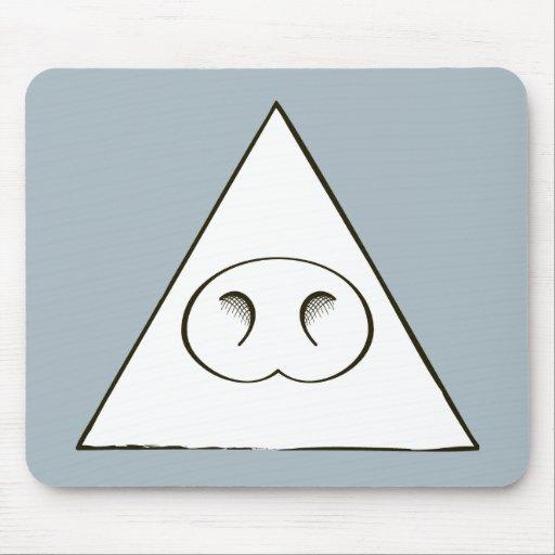 Saluminati mousepad