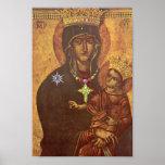 Salus Populi Romani Pictura Poster
