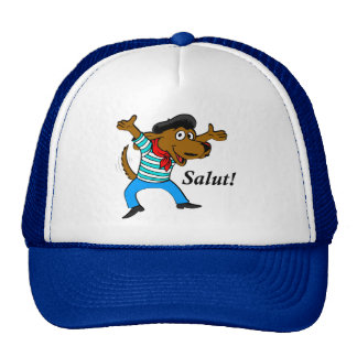 Salut! Trucker Hat