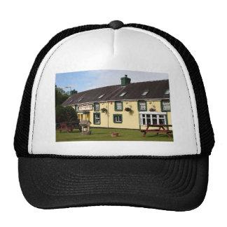 Salutation Inn, Wales, United Kingdom Trucker Hat