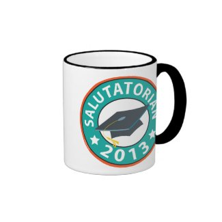 Salutatorian Coffee Mugs