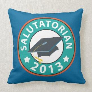 Salutatorian Pillows