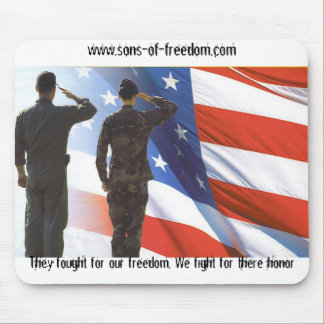 salute_american_flag, www.sons-of-freedom.com, ... mouse pads