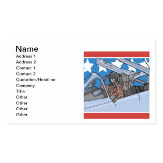 Salute Double-Sided Standard Business Cards (Pack Of 100)