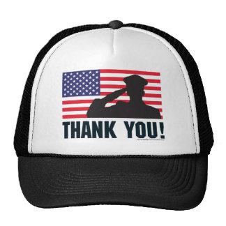 Salute Hats