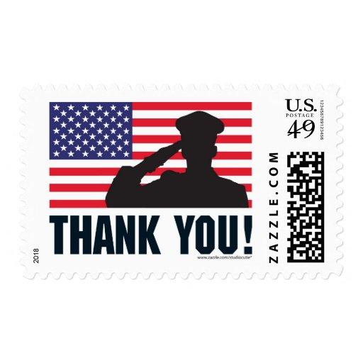 Salute Postage