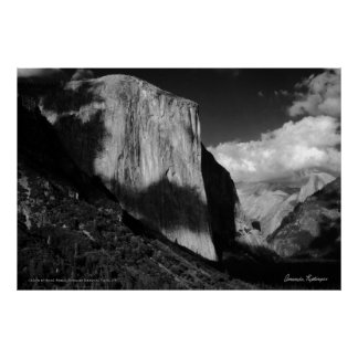 Salute to Ansel Adams Poster
