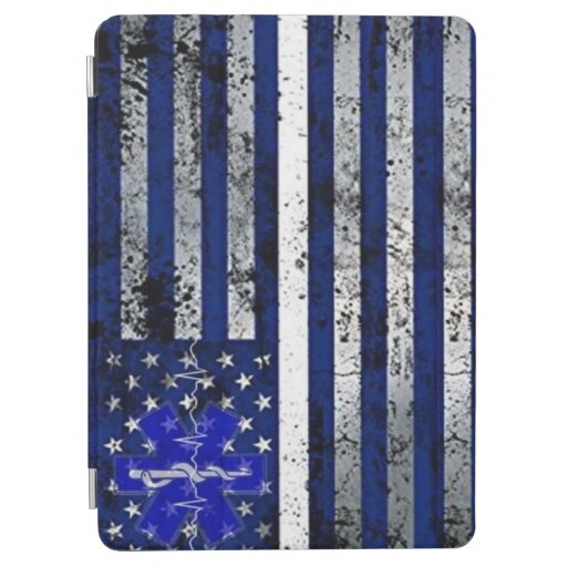 Salute to EMS iPad Air Cover