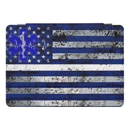 Salute to EMS iPad Pro Cover