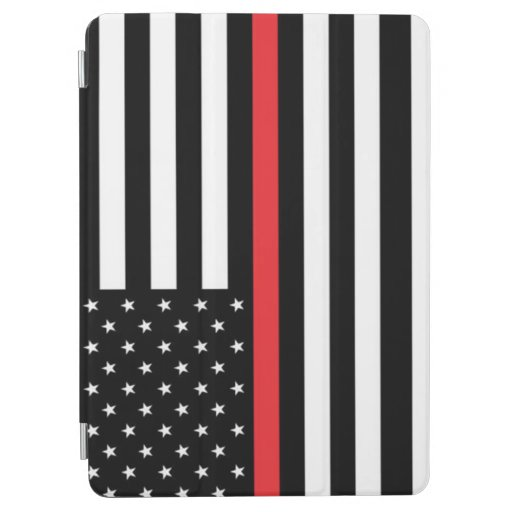 Salute To Firefighter iPad Air Cover
