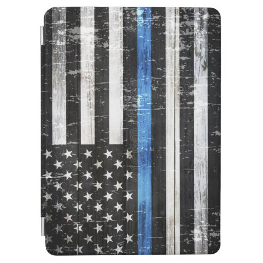 Salute To Law Enforcement iPad Air Cover