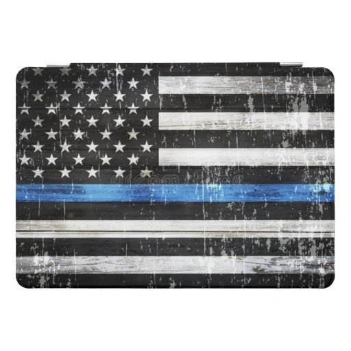 Salute To Law Enforcement iPad Pro Cover