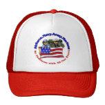 Salute to Troops Trucker Hat