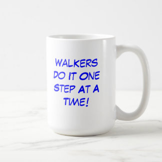 Salute to Walkers! Coffee Mug