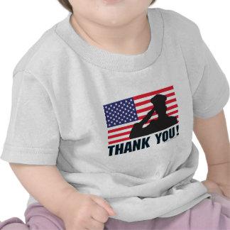 Salute Tshirt