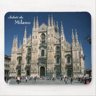"""Saluti estera del ratón de DA Milano"" Mouse Pad"