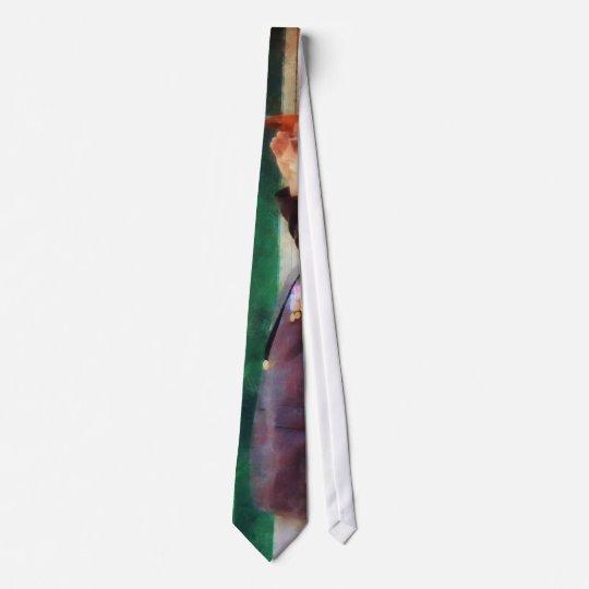 Saluting the Flag Tie