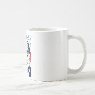 Salvador Allende - Venceremos Coffee Mug