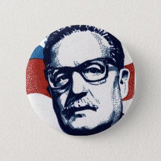 Salvador Allende - Venceremos Pinback Button