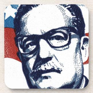 Salvador Allende - Venceremos Posavaso