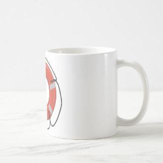 SALVADOR ANARANJADO TAZA DE CAFÉ