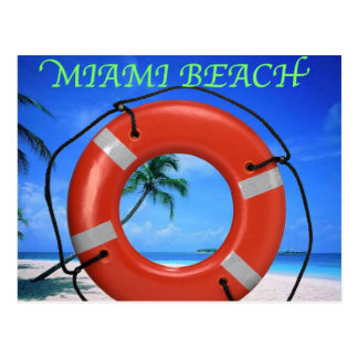 SALVADOR DE MIAMI BEACH POSTAL