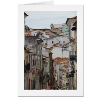 Salvador Old Town Card