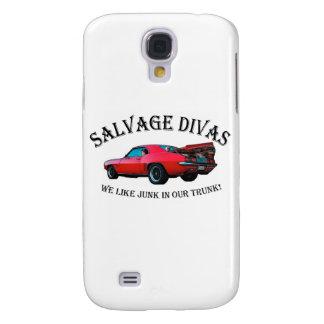 Salvage Divas Galaxy S4 Cases