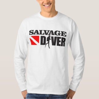Salvage Diver 2 Apparel T-Shirt