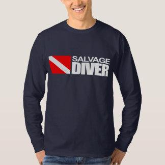 Salvage Diver 4 Apparel Shirt