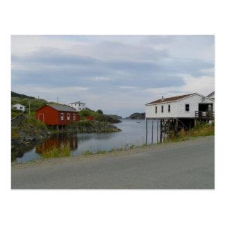 Salvage, Newfoundland Postcard