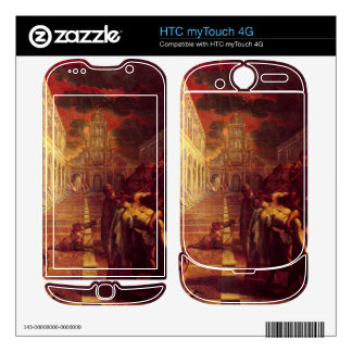 Salvage of the corpse of St Mark by Tintoretto Skin For HTC myTouch 4G