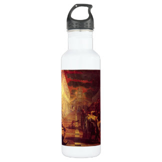 Salvage of the corpse of St. Mark by Tintoretto Stainless Steel Water Bottle